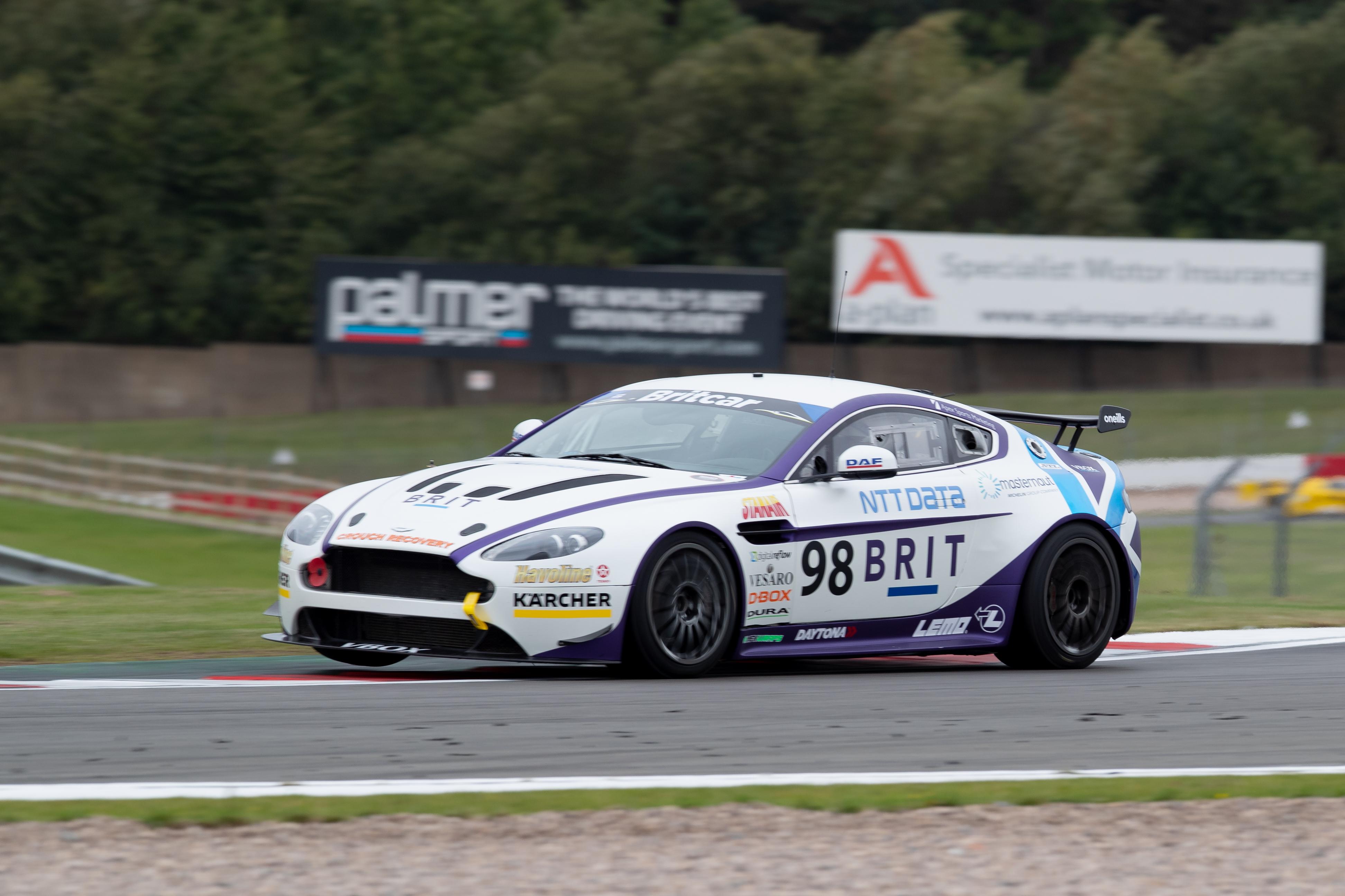 1088Team BRIT Aston Martin Vantage